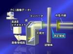 エンジン油可視化技術(提供:日産自動車)