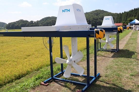 NTNマイクロ水車