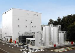 協同油脂「合成油グリースの新製造所」