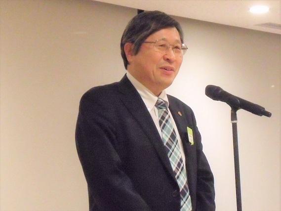 岸本喜久雄氏