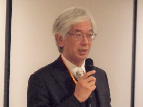 山本誠氏: 山本 誠・大会委員長