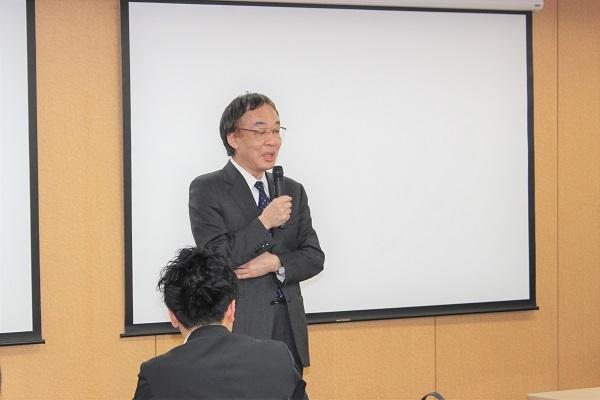18031606関西潤滑懇談会: 多川則男氏