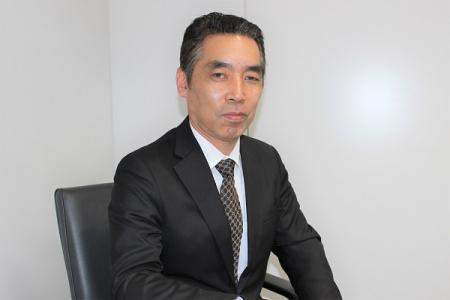 180502フェローテック0: TE営業部長・八田貴幸氏