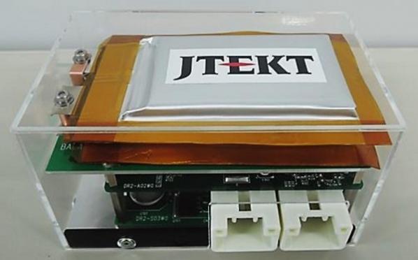 180703ジェイテクト03: 製品イメージ:充放電システム