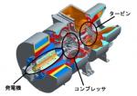 三菱重工業「MET83MAG」断面図