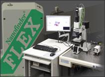 三次元顕微レーザーラマン分光装置