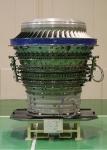 川崎重工業「客機用エンジンの中圧圧縮機モジュール」