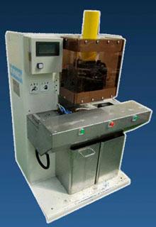 HDDカッティングセパレーター試作機