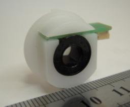 NTN「回転センサー付き樹脂製すべり軸受」