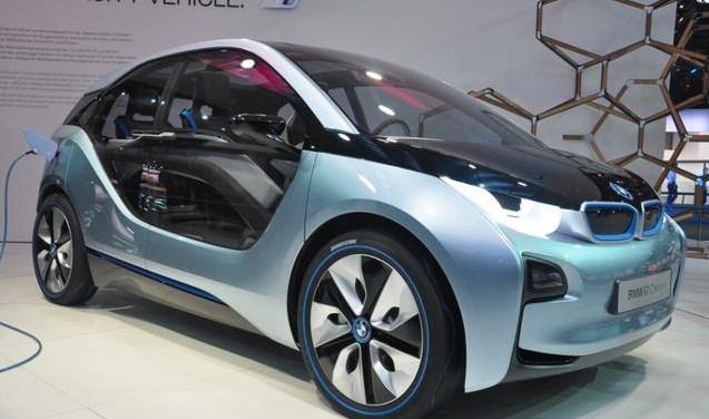 BMW「iシリーズ」