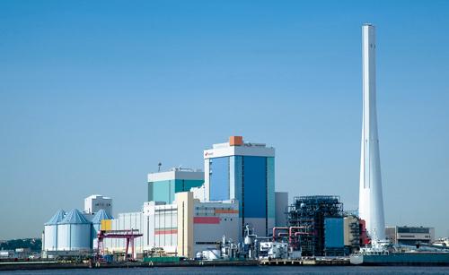磯子火力発電所