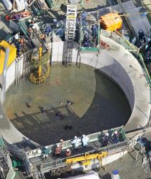 岡山県倉敷市の海底トンネル事故現場