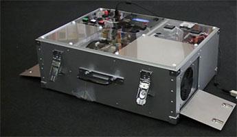 IHI「携行型超小型ガスタービン発電機プロトタイプパッケージ」