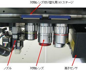 NTN「微細パターン描画装置(装置主要部)」