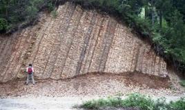 シェールオイルの採掘に成功した地層