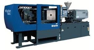 全電動射出成形機(SE100EV)