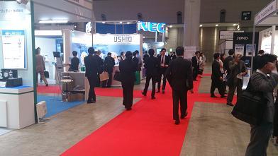 MEDTEC JAPAN 2013のもよう