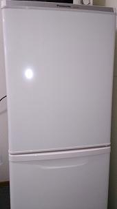 我が社の新しい仲間の冷蔵庫君