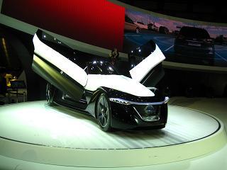 日産自動車「ブレイドグライダー」
