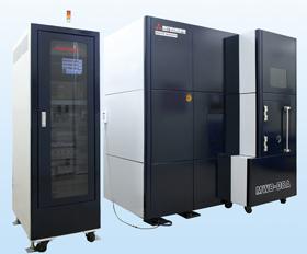 三菱重工業「全自動常温ウェーハ接合装置」