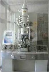 「HU-11B形 日立電子顕微鏡」東北大学 多元物質科学研究所