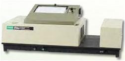 「IRA-1型 回折格子赤外分光光度計」日本分光
