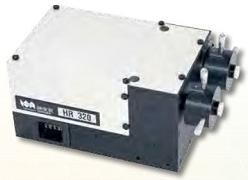 「中型分光器 HR320」堀場製作所