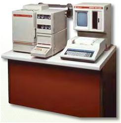 「ガスクロマトグラフ質量分析計 GCMS-QP1000」