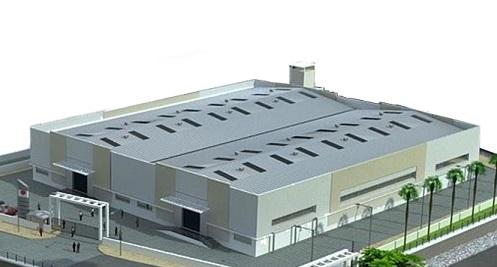 三菱電機「新工場のイメージ」