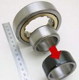 日本精工「高効率ターボ冷凍機用内輪DLC皮膜円筒ころ軸受」