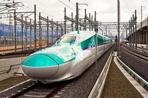 北海道新幹線の新型車両H5系