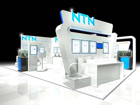 NTN「ブースイメージ」