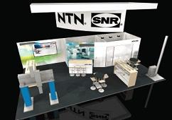NTNのブースイメージ: NTNのブースイメージ