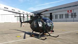 川崎重工業「OH-6D」