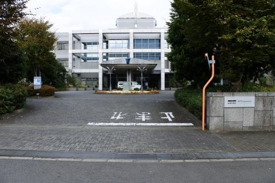 会場となった神奈川県立産業技術総合研究所
