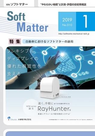 SoftMatter1901表紙